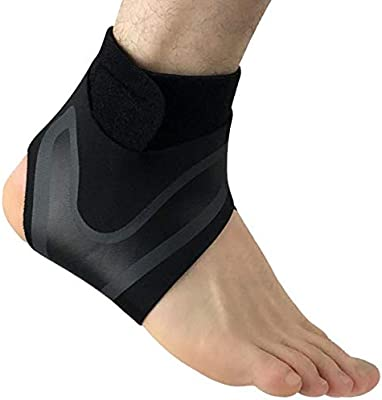 adjustable ankle sleeve