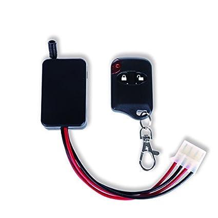 amazon com 12vmonster dc 6v universal remote control wireless rh amazon com Truck Wiring Harness Truck Wiring Harness