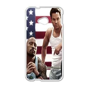 HTC One M7 Phone Case Dwayne johnson G767878433