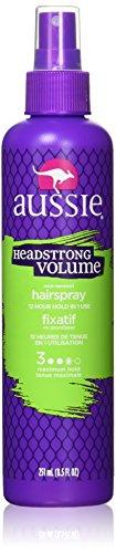 Aussome Volume Non-Aerosol Hairspray 8.5 Fl Oz