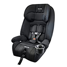 Harmony Defender 360 3-in-1 Deluxe Car Seat, Midnight