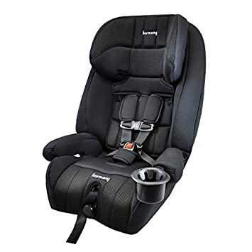 Harmony Defender 360 3 In 1 Deluxe Car Seat Midnight