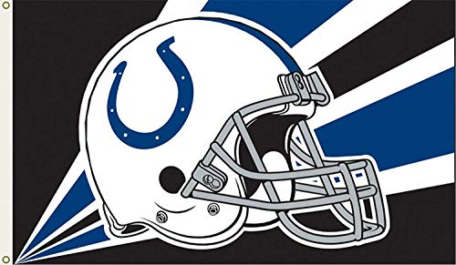 NFL Super Bowl 3-Foot by 5-Foot 3 x 5 Banner Champion Flag (Indianapolis Colts2) ()