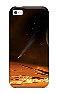 Yasmeen Afnan Shalhoub's Shop Discount New Space Exploration Tpu Case Cover, Anti-scratch Phone Case For Iphone 5c 3225663K22280664