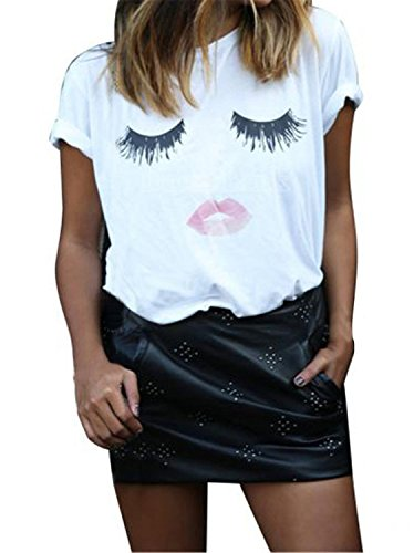 Summer Fashion Sleeve Printed Casual product image