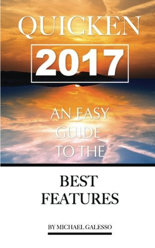 Price comparison product image Quicken 2017: Any Easy Guide to the Best Features [Booklet]