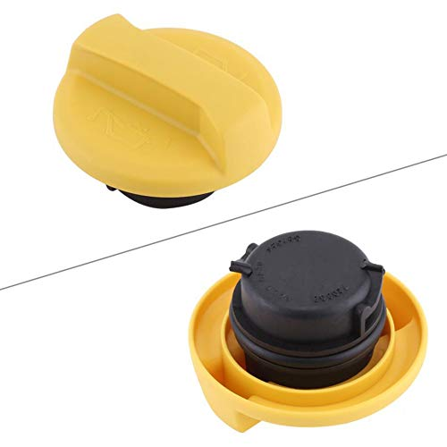 LanLan Accessories Oil Plug for Car with Seal for Vauxhall Astra Tigra