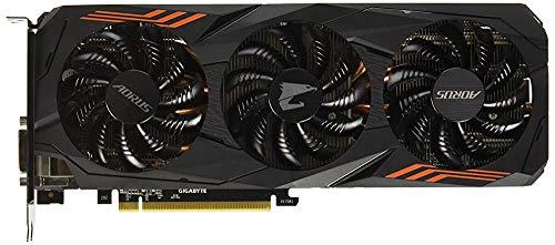 Gigabyte GV-N107TAORUS-8GD GeForce GTX 1070Ti 8G Graphics Cards (Renewed)