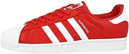 adidas superstar homme rouge et blanc