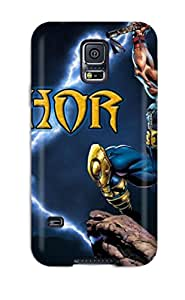 Slim Fit Tpu Protector Shock Absorbent Bumper Thor 3 Case For Galaxy S5