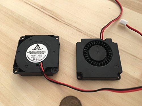 40 mm centrifugal fan - 3