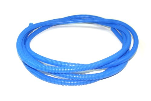 Taylor Cable 38362 Blue Convoluted Tubing by Taylor Cable