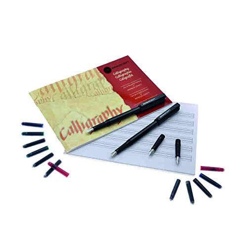 Manuscript-Masterclass-Calligraphy-Set