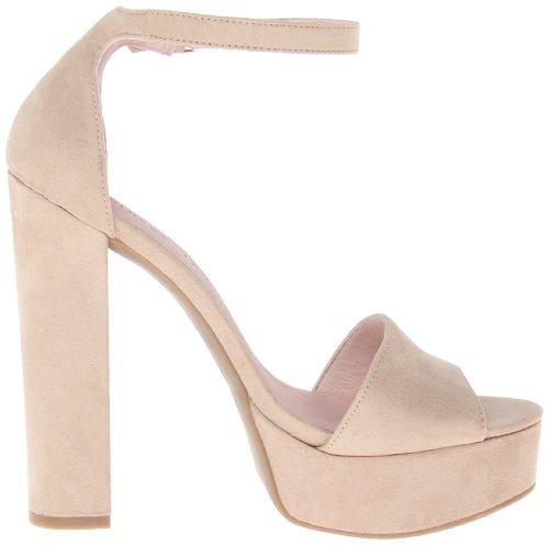 Chinese Avenue vestir Laundry mujer sintético beige de Zapatos Beige para de F1xFw5qr