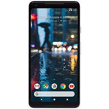 Google Pixel 2 XL 64 GB, White (Renewed)