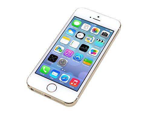 Apple iPhone 5S, GSM Unlocked, 32GB - Silver (Refurbished)]()