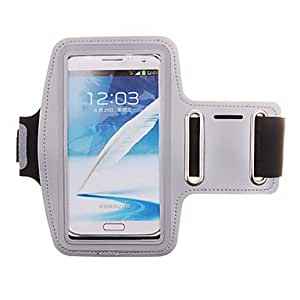 DUR Sports Armband for Samsung Note2(N7100) , White