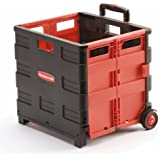 Rubbermaid 3N83 Collapsible Cargo Crate