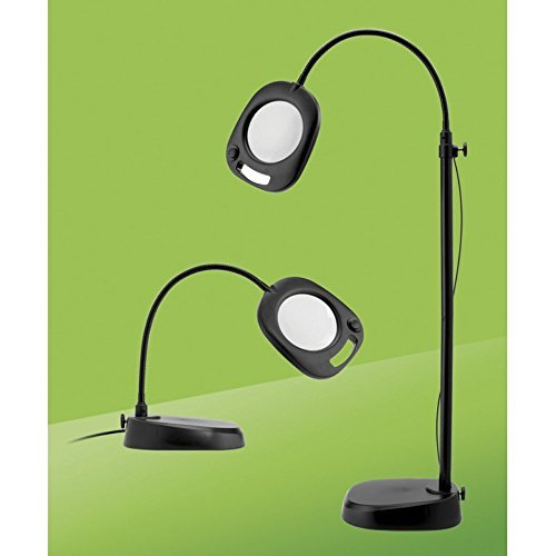 Daylight Naturalight 5 Inch LED Floor/Table Mag by Daylight ()