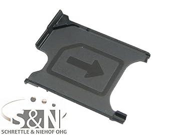 Sony - Bandeja de Tarjeta SIM para Sony Xperia Z1 Compact D5503