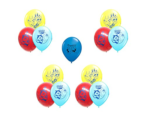 Yo-Kai Watch 13 Piece Latex Balloon Kit