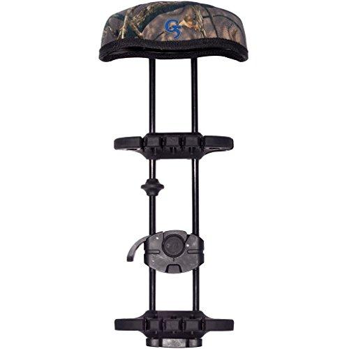 G5 Outdoors 6-Arrow Head-Loc Quiver, Realtree