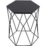 Serta FETELEBLKH02 Element Geometric, Hexigon, Midnight Black