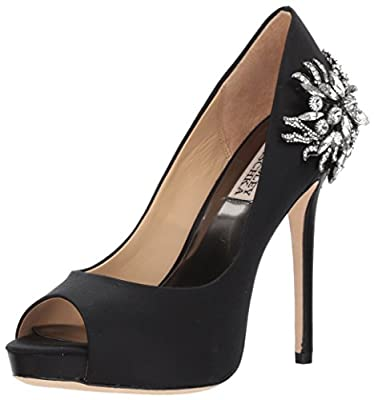 Badgley Mischka Women's Marcia Pump