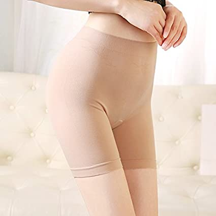 COCO BLVD Cocobla Women Seamless Boyshorts Invisible Safety Slip Shorts Panties for Under Dress