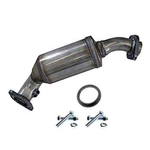 2.8//3.6L Left Side Catalytic Converter compatible with 2004-2007 Cadillac CTS