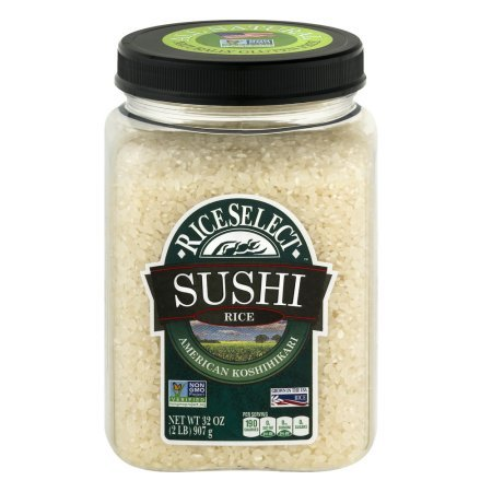 RiceSelect (Sushi Rice, 32 oz, Pack Of 5) by