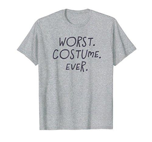 Worst Costume Ever - Halloween 2018 T-Shirt