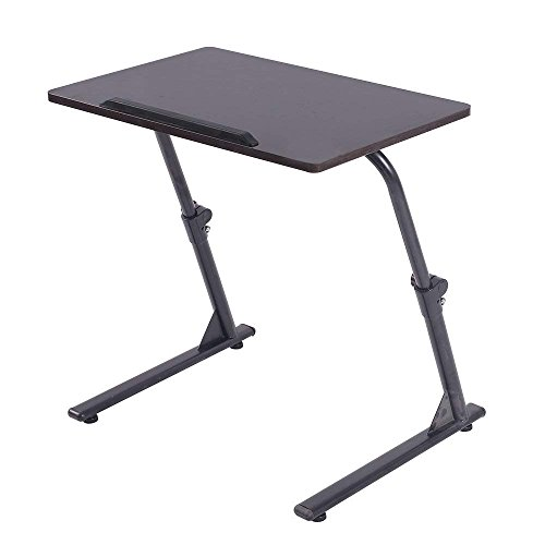 "Soges 31.5"" Adjustable Laptop Desk Portable Laptop Table Com"