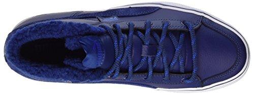 Puma Unisex Adults' 1948 Mid Vulc Winter Hi-Top Trainers Blue (Blue Depths-lapis Blue) 1GzlqsP