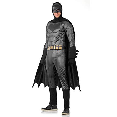 Fantasia Batman - Batman X Super Homem Adulto 945890-M