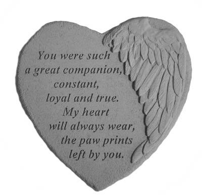 Kay Berry 8913 Winged Heart-You were Such, Multicolor