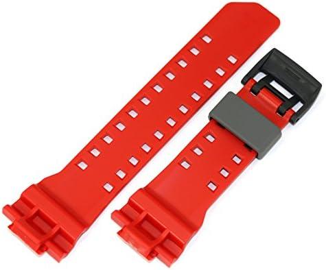 Casio 10482078 Bracelet de montre de rechange en résine pour GA-400-4B