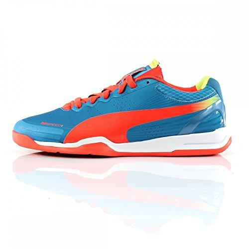 Bleu Puma 1 Puma handball Chaussures de 2 Evospeed Indoor Evospeed BxpOgq