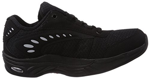 Shi Shoes Ii Women's Fitness Black Outdoor Step Sport Chung Comfort dBHqd