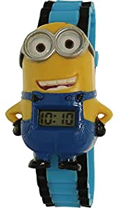 Despicable Me LCD Watch with Molded Case
