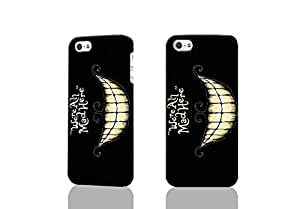 Cheshire cat 3D Rough Case Skin, fashion design image custom , durable hard 3D case cover for iPhone 5C , Case New Design By Codystore wangjiang maoyi by lolosakes
