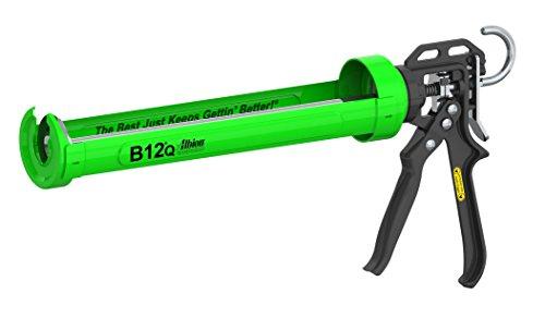 Manual Line (Albion Engineering B12Q B-Line Manual Cartridge Caulking Gun, 1 Quart, 12:1 Drive)