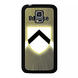 Samsung Galaxy S5 Mini Back Case Cover, Udinese Calcio Logo Phone Case for Samsung Galaxy S5 Mini Perfect Protector Udinese Calcio S.P.A Mark Pattern Shell