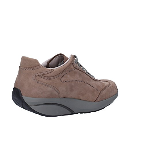 MBT Sneakers Damen 4 UK/37 EU Braun Nubukleder LKuOxwi7