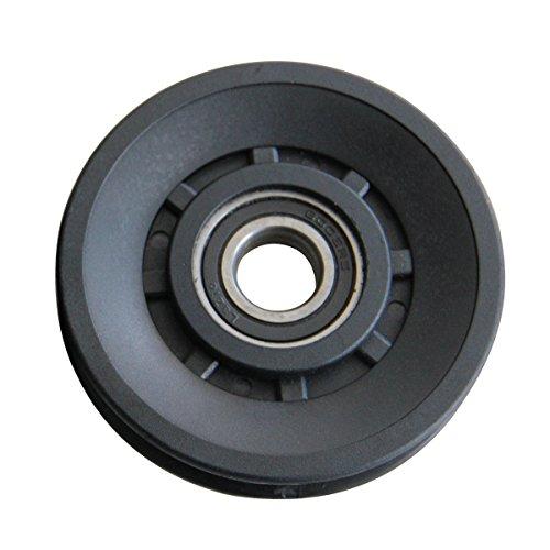- KYLIN SPORT 90mm Universal Wearproof Abration Bearing Pulley Wheel For Gym Equipment Part