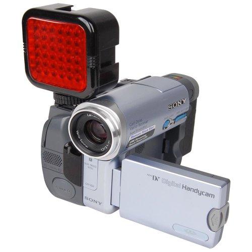 Night Vision Video Light Camcorder