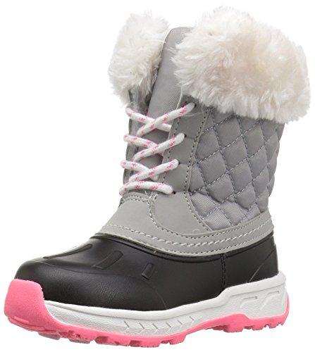 Little Girls Snow Boots - 9