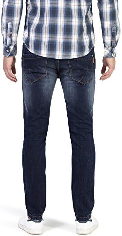 Timezone męska Skinny Jeans Tight Costello - Skinny 31W / 32L: Odzież
