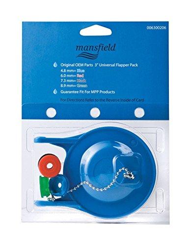 Mansfield Plumbing 630-0207 Univ Flapper Kit 3