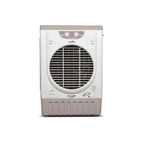 KENSTAR MAXOCOOL ECO Desert Air Cooler - 50 L, White 2021 August Colour: white It is durable Easy to use